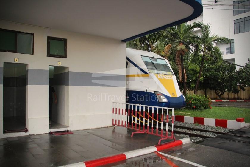 Airport Shuttle Train AIRPORT-PP 1635 PM Airport Phnom Penh 109