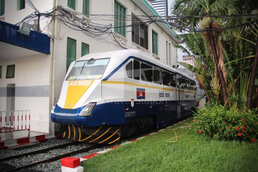 Airport Shuttle Train AIRPORT-PP 1635 PM Airport Phnom Penh 110