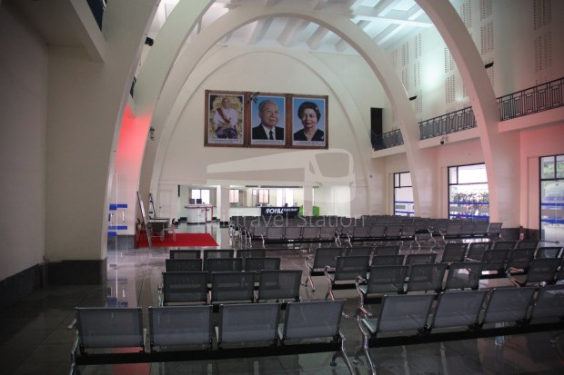 Airport Shuttle Train AIRPORT-PP 1635 PM Airport Phnom Penh 126