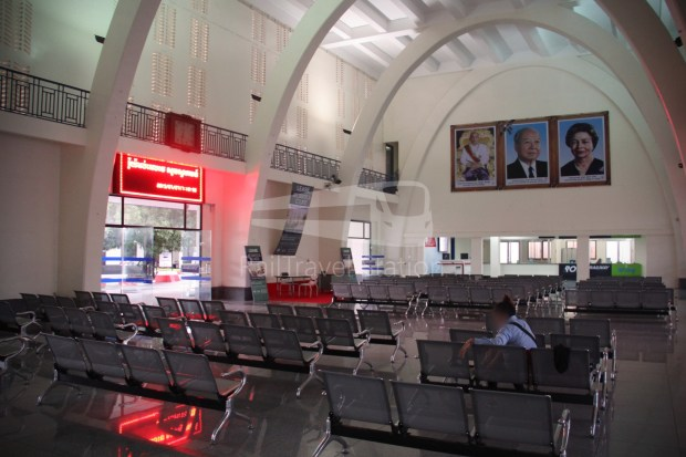 Airport Shuttle Train AIRPORT-PP 1635 PM Airport Phnom Penh 127