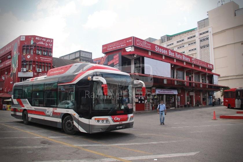 Cityliner Service 9 Failed Kota Bharu Airport 001