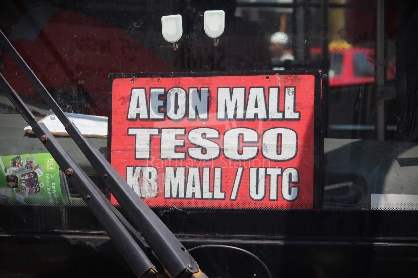 Cityliner Service TESCO Kota Bharu AEON TESCO KB Mall 003
