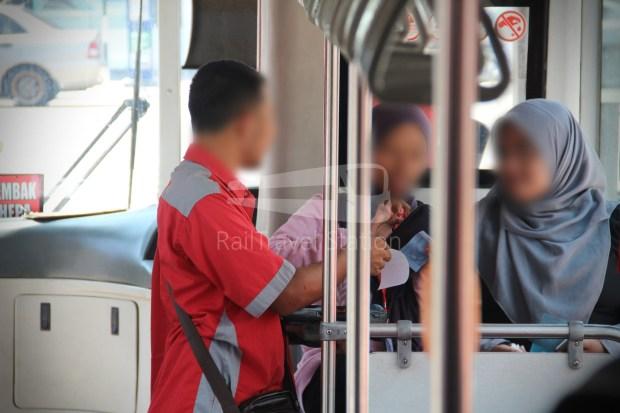 Cityliner Service TESCO Kota Bharu AEON TESCO KB Mall 005