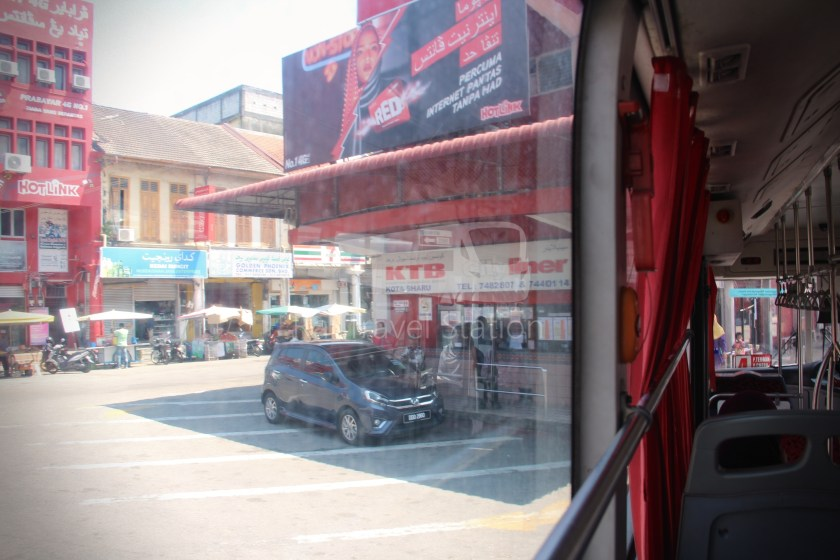 Cityliner Service TESCO Kota Bharu AEON TESCO KB Mall 008