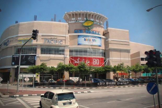 Cityliner Service TESCO Kota Bharu AEON TESCO KB Mall 010