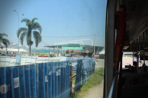 Cityliner Service TESCO Kota Bharu AEON TESCO KB Mall 025
