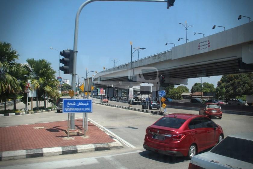 Cityliner Service TESCO Kota Bharu AEON TESCO KB Mall 030