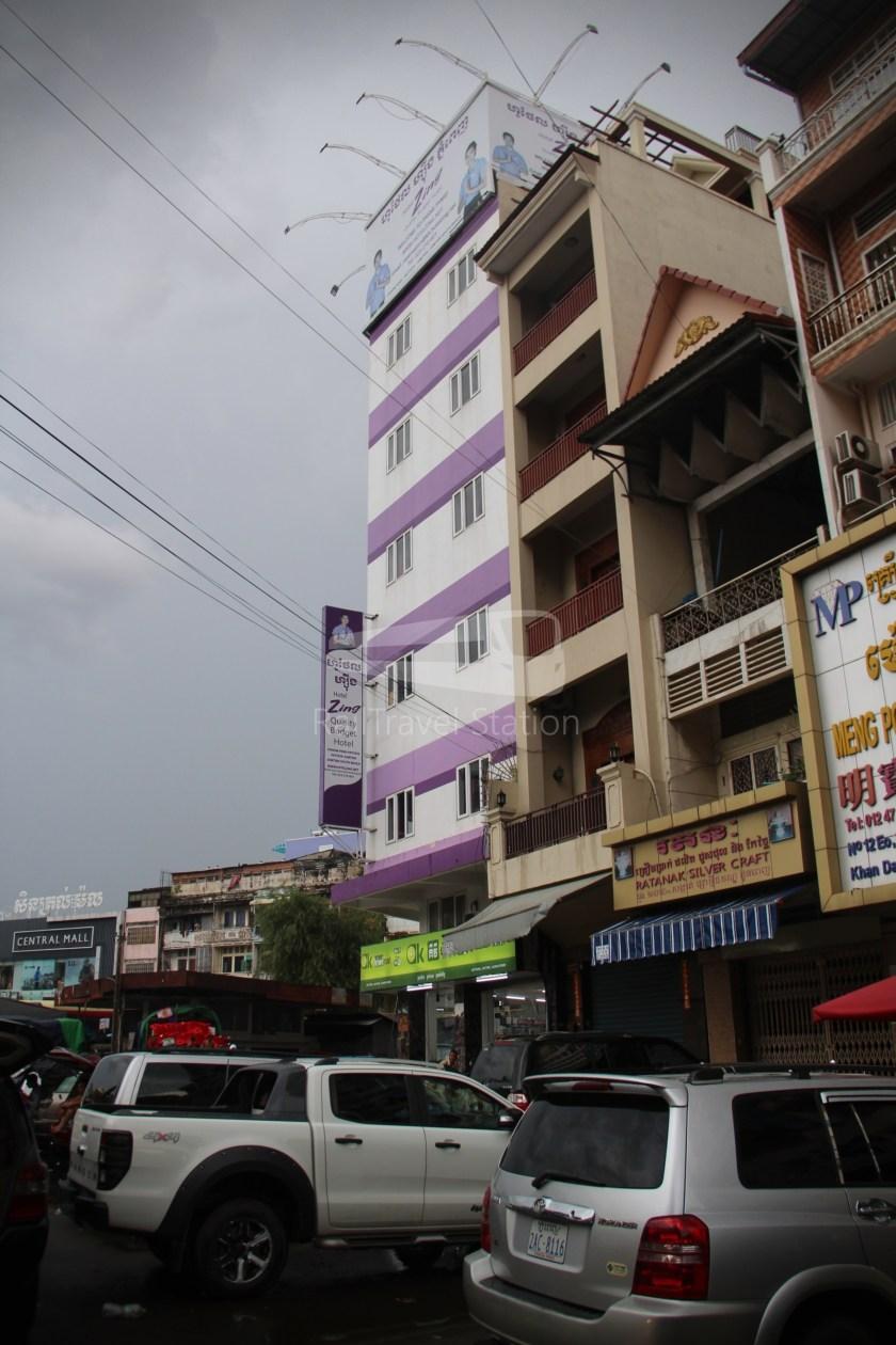 Hotel Zing Phnom Penh 002