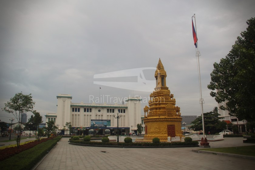 PNH-PS-BB-SS-PP 0715 AM Phnom Penh Poipet by Train 001