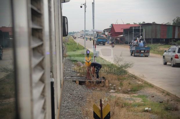 PNH-PS-BB-SS-PP 0715 AM Phnom Penh Poipet by Train 096