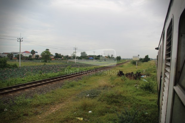 PNH-PS-BB-SS-PP 0715 AM Phnom Penh Poipet by Train 103