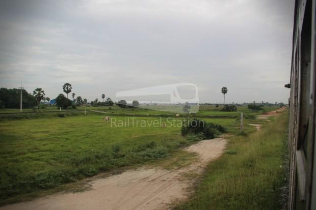 PNH-PS-BB-SS-PP 0715 AM Phnom Penh Poipet by Train 108