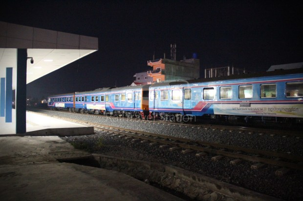 PNH-PS-BB-SS-PP 0715 AM Phnom Penh Poipet by Train 312