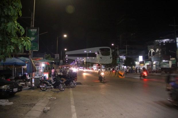 Poipet Ban Khlong Luk Walk 001