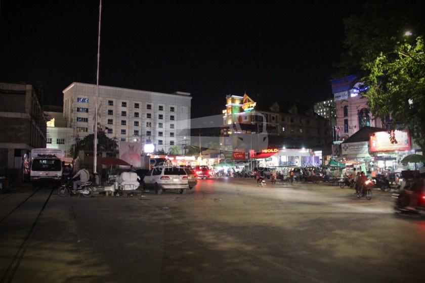 Poipet Ban Khlong Luk Walk 009