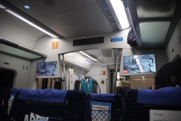 AREX Express Train Incheon International Airport Terminal 1 Seoul Station 044
