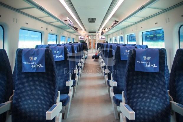 AREX Express Train Incheon International Airport Terminal 1 Seoul Station 050