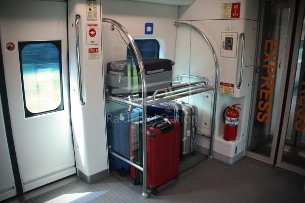 AREX Express Train Incheon International Airport Terminal 1 Seoul Station 053