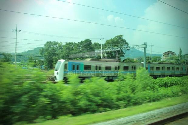 AREX Express Train Incheon International Airport Terminal 1 Seoul Station 064