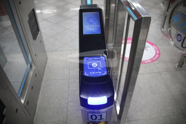 AREX Express Train Incheon International Airport Terminal 1 Seoul Station 095