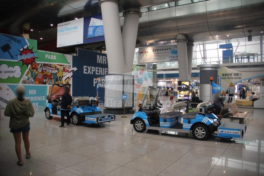 AREX Express Train Seoul Station Incheon International Airport Terminal 1 055