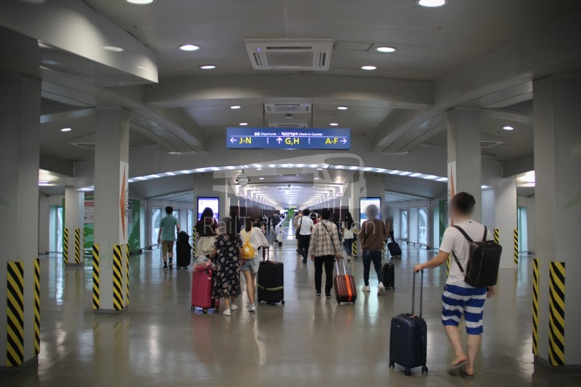 AREX Express Train Seoul Station Incheon International Airport Terminal 1 059