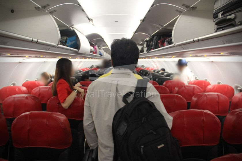 AirAsia AK272 KUL BWN 033