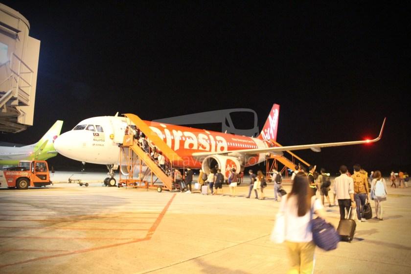 AirAsia AK6049 JHB KUL for BWN 020