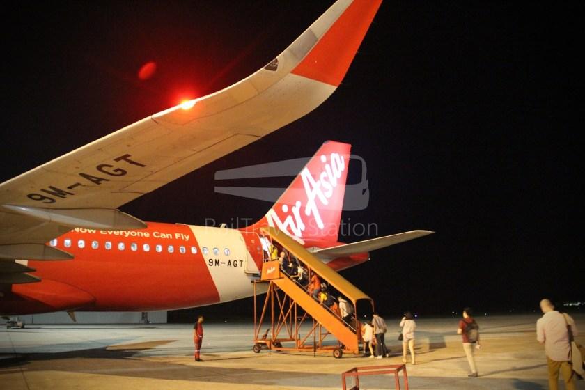 AirAsia AK6049 JHB KUL for BWN 022