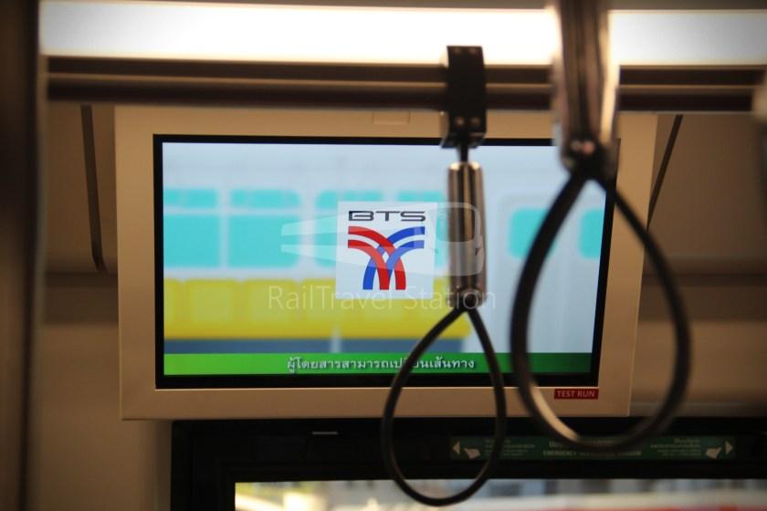 BTS Sukhumvit Line Chit Lom Phaya Thai Siemens Inspiro 005