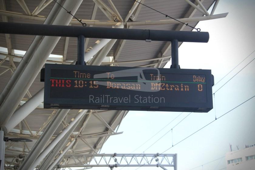 DMZ Train 4887 Seoul Dorasan 022