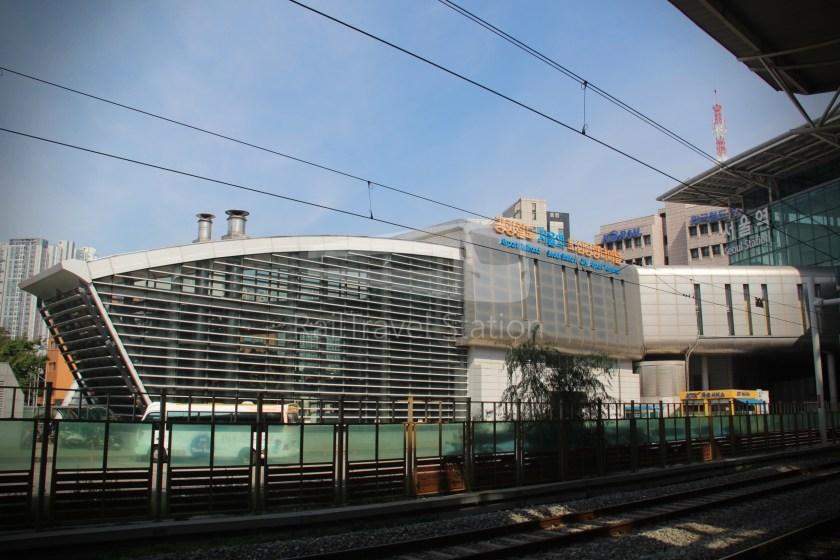 DMZ Train 4887 Seoul Dorasan 023