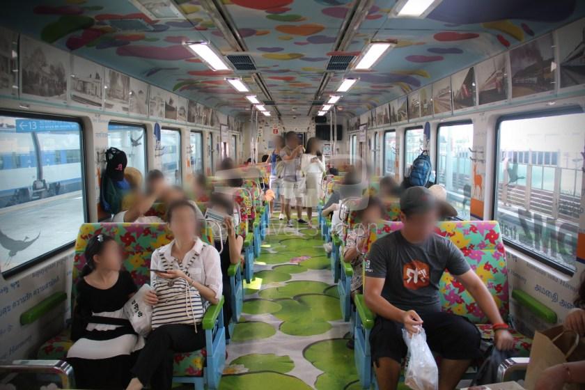 DMZ Train 4887 Seoul Dorasan 034