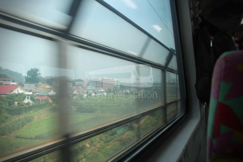 DMZ Train 4887 Seoul Dorasan 061