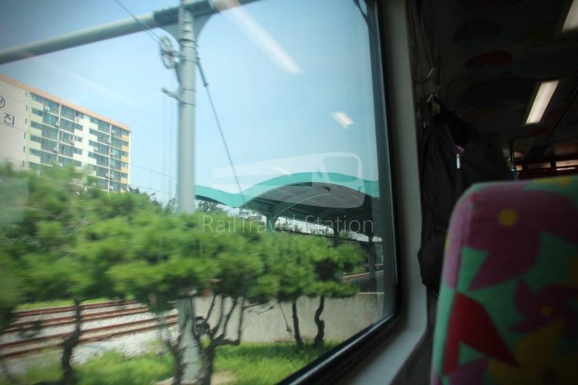 DMZ Train 4887 Seoul Dorasan 062