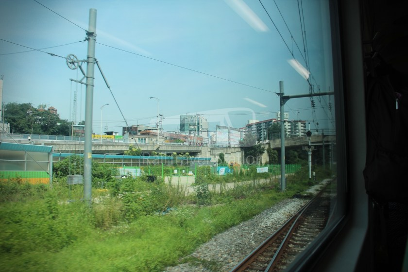 DMZ Train 4887 Seoul Dorasan 065
