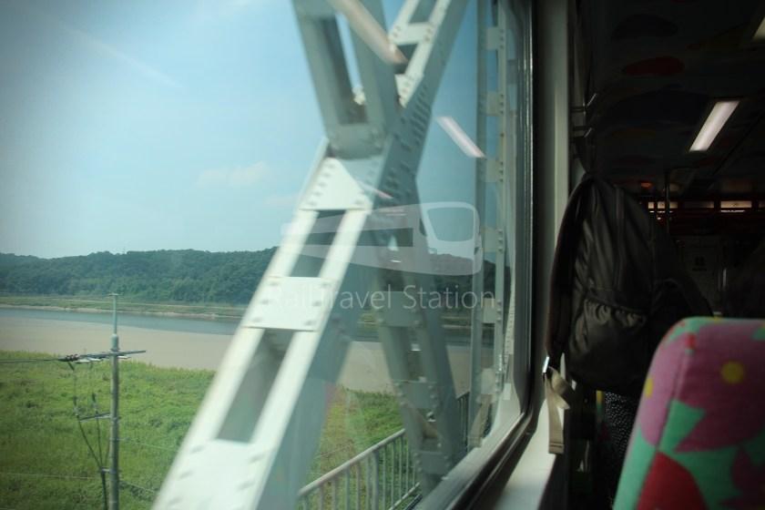 DMZ Train 4887 Seoul Dorasan 115