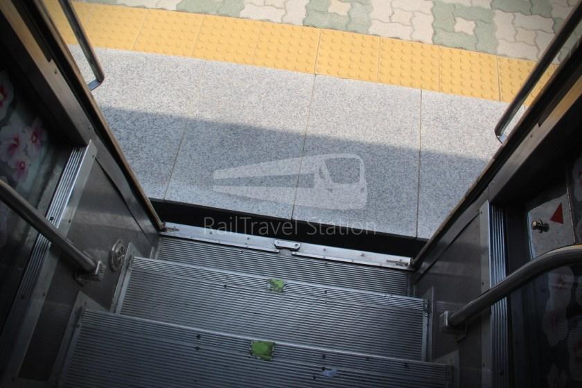 DMZ Train 4887 Seoul Dorasan 132