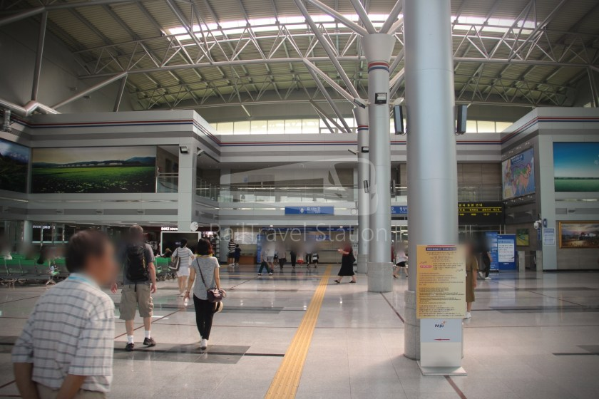 DMZ Train 4888 Dorasan Yongsan 001