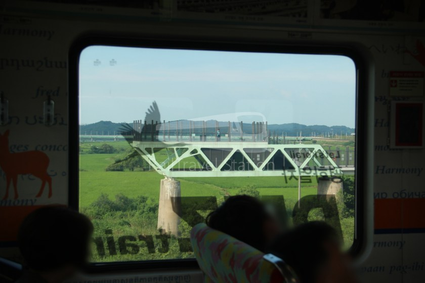 DMZ Train 4888 Dorasan Yongsan 121