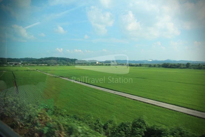 DMZ Train 4888 Dorasan Yongsan 129