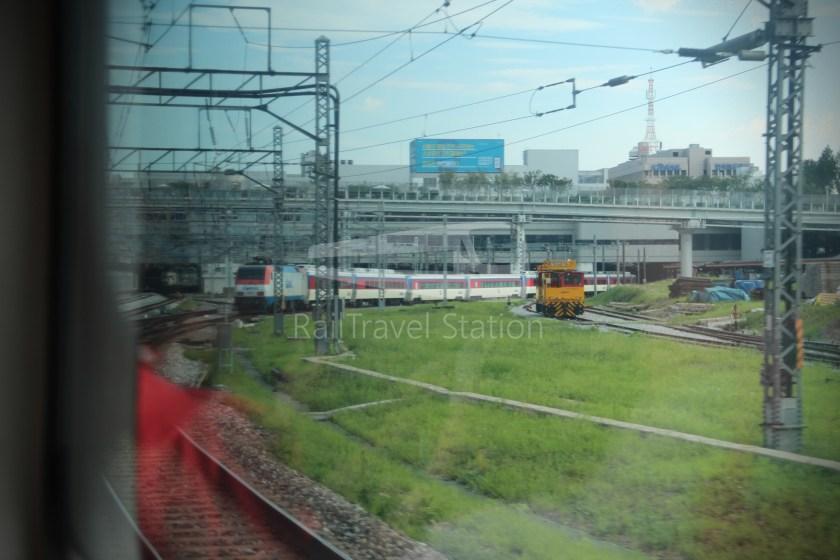 DMZ Train 4888 Dorasan Yongsan 156