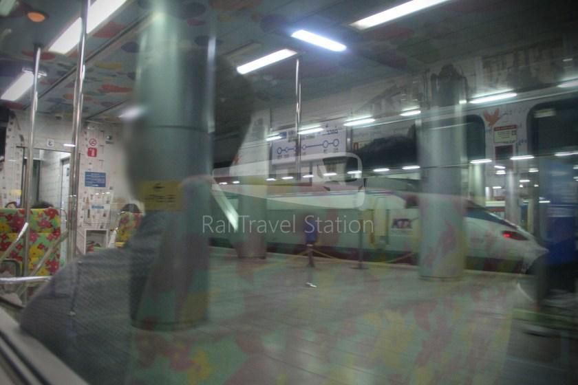 DMZ Train 4888 Dorasan Yongsan 160
