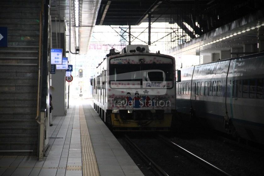DMZ Train 4888 Dorasan Yongsan 174