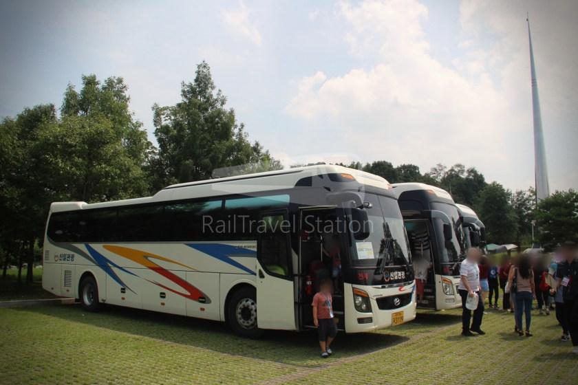 DMZ Train Bus Tour 006