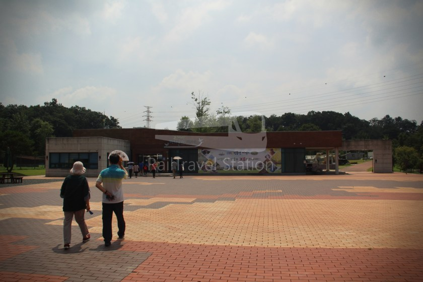DMZ Train Bus Tour 022