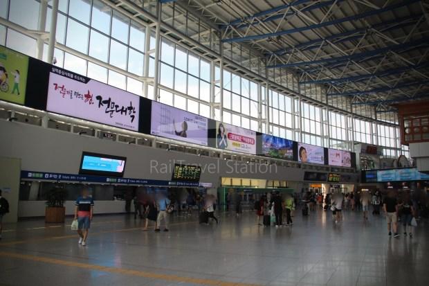 Exchange KORAIL Pass Seoul 008