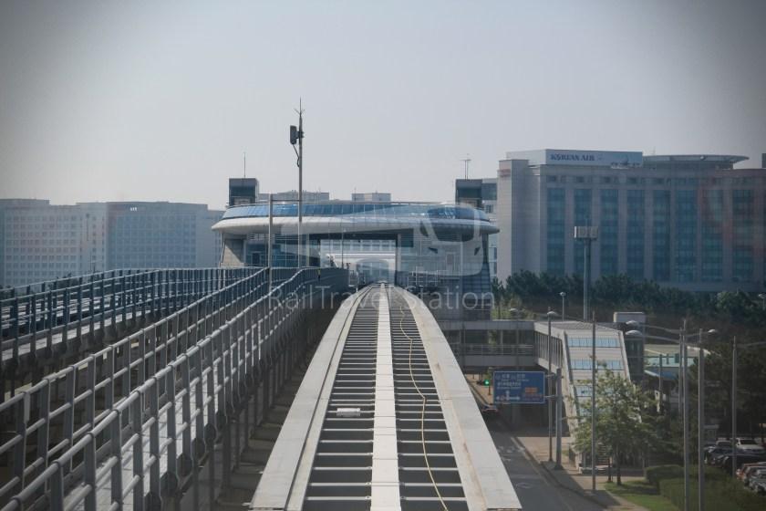 Incheon Airport Maglev Incheon International Airport Terminal 1 Yongyu 011