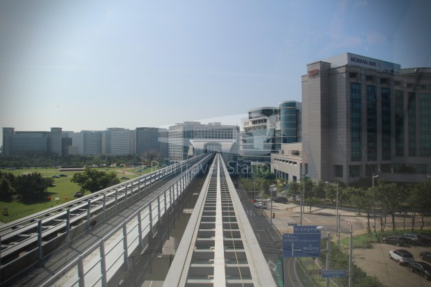 Incheon Airport Maglev Incheon International Airport Terminal 1 Yongyu 013