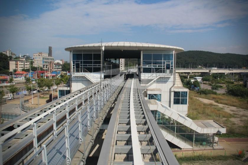 Incheon Airport Maglev Incheon International Airport Terminal 1 Yongyu 037